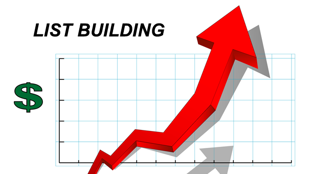 list building without traffic squeeze share profit!all list building strategies can be split into 2 categories
